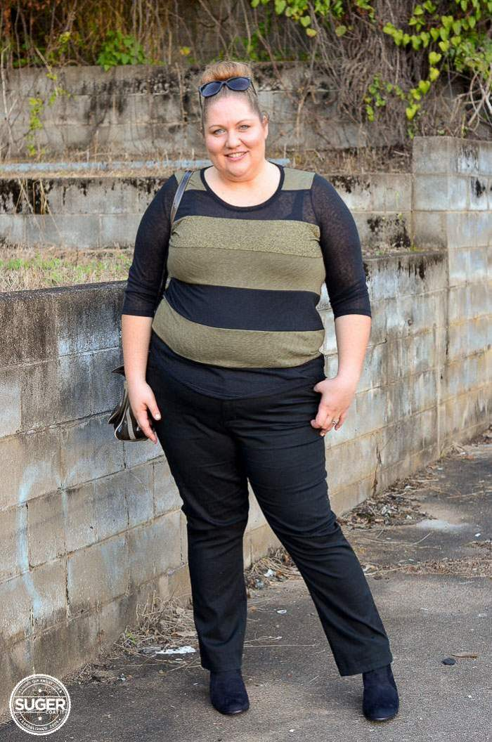 Target Australia winter knit outfits plus size-8