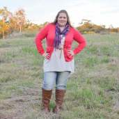 plus size winter layers outfit - aussie curves boho week-2