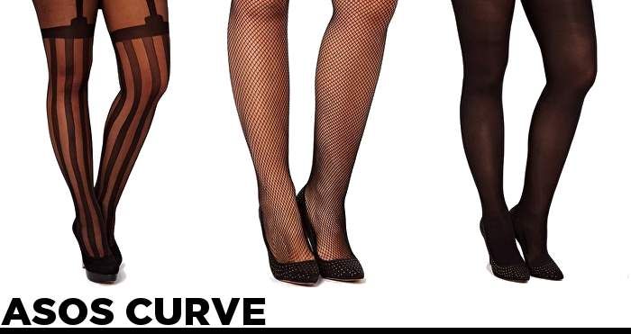 Where to Buy plus size stockings and tights asos curve
