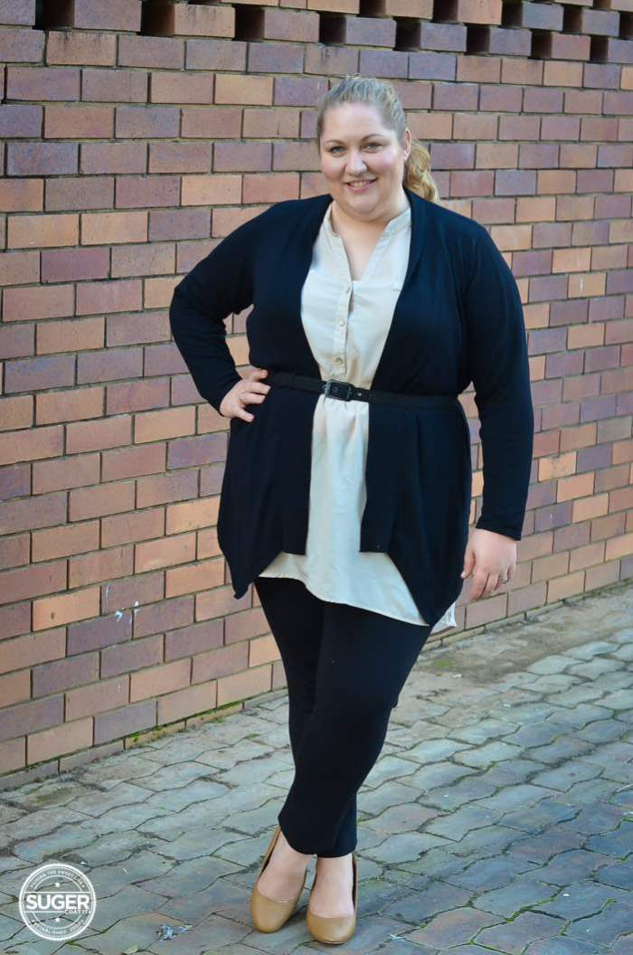 casual work outfit plus size winter-10