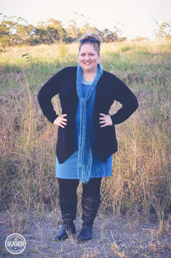 winter layers plus size outfit-1