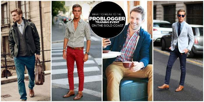 Coloured Pants - Business Casual Mens