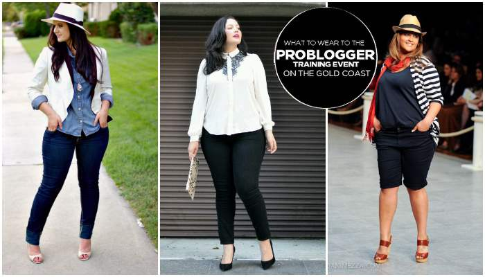 What to wear to the Problogger Event Gold Coast 2013 - pants