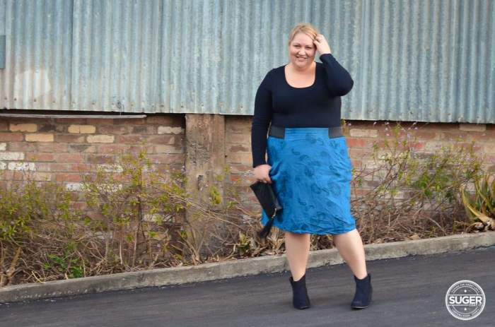 plus size casual outfit 17 sundays-5