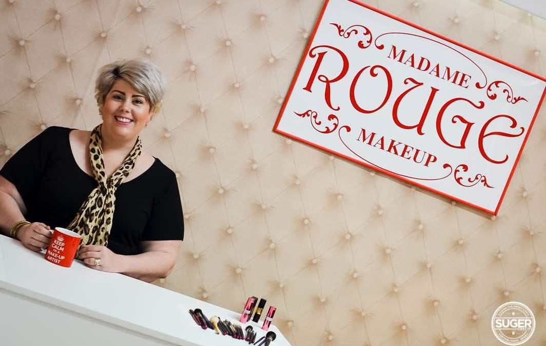 Madame Rouge Makeup