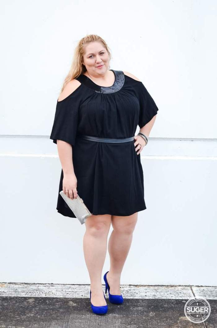 plus size black dress 17 sundays-2