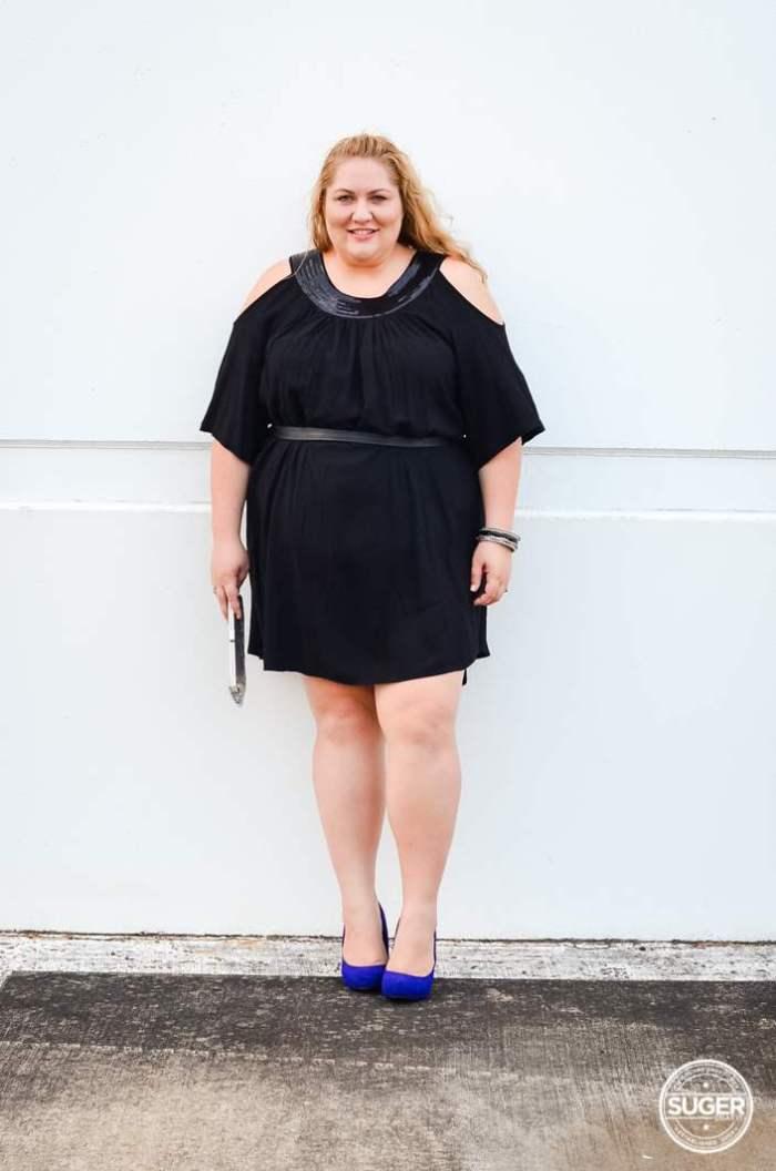plus size black dress 17 sundays-4