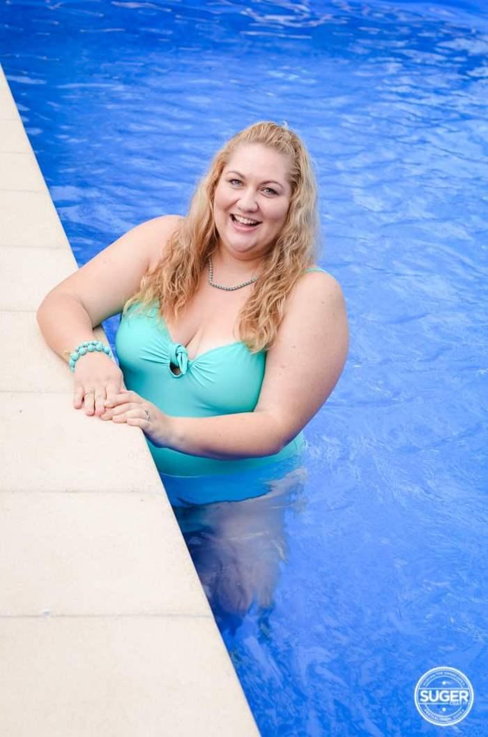 plus size swimwear australia summer 2013-3