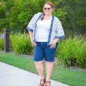 plus size christmas day outfit summer 2013 2014-5