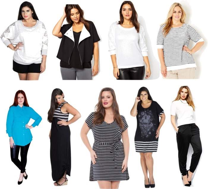 Plus Size Casual Trends for 2014