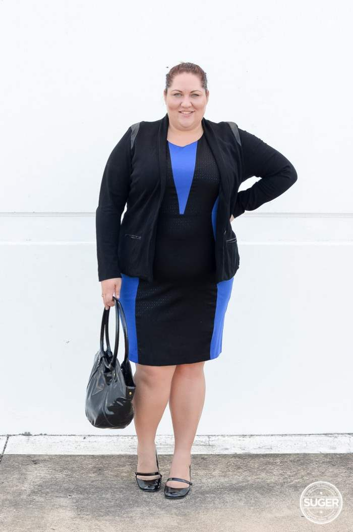 target bellecurve monochrome plus-size-17