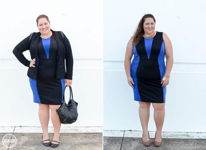 target bellecurve monochrome plus-size-bodycon-dress-1