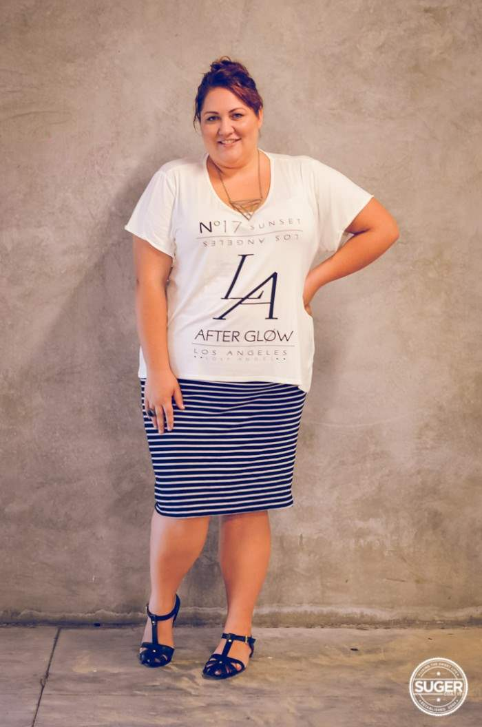plus-size 17 sundays afterglow t-shrit outfit-5