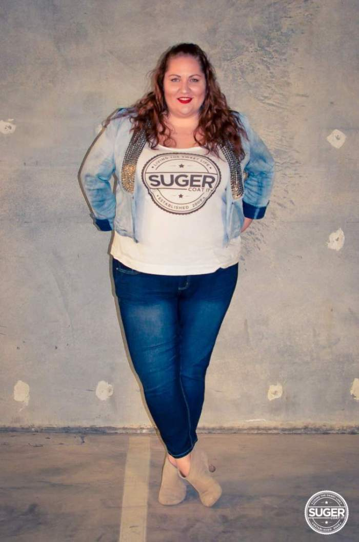 plus size double denim outfit 17 sundays-3