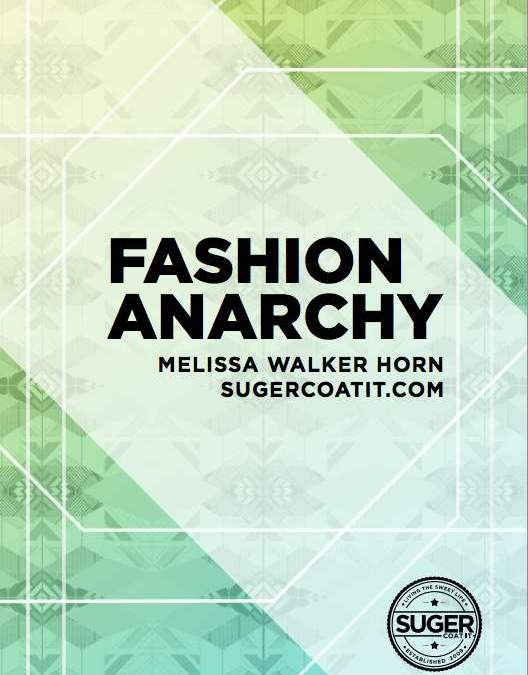 Suger's Fashion Anarchy available now!