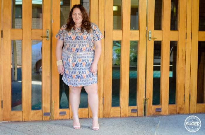 plus size analogue dress 17 sundays nude heels-6