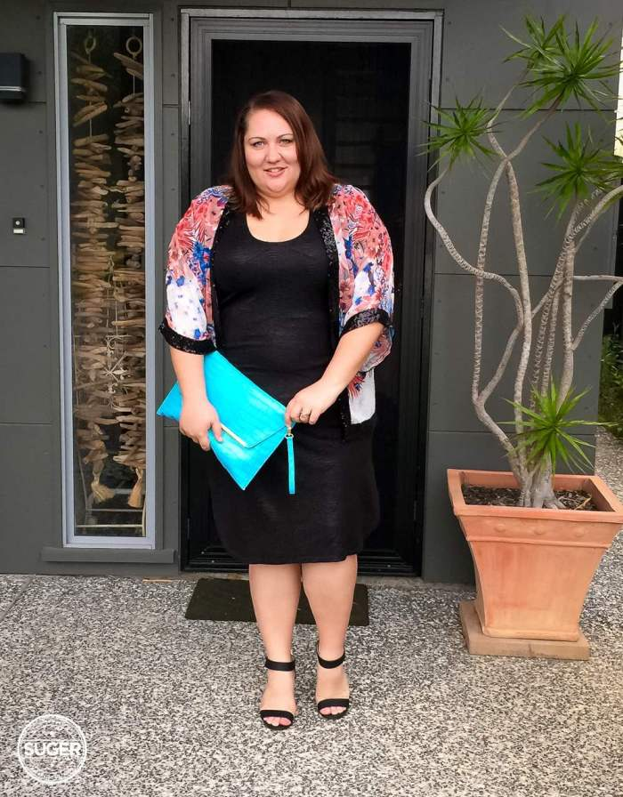 qld plus size bloggers christmas party outfit-4