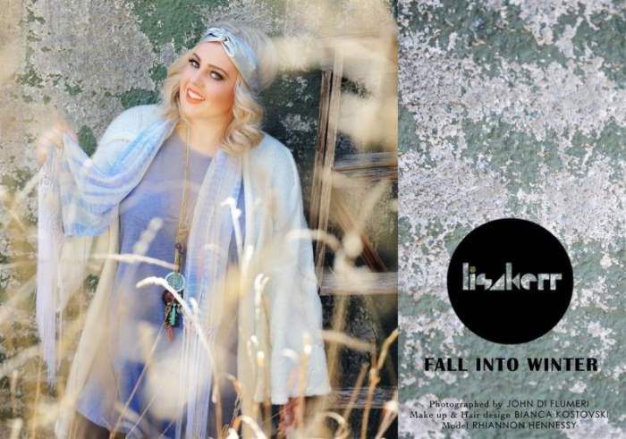 Lisa Kerr Designs AW15 Look Book - Plus Size Fashion Australia (1)