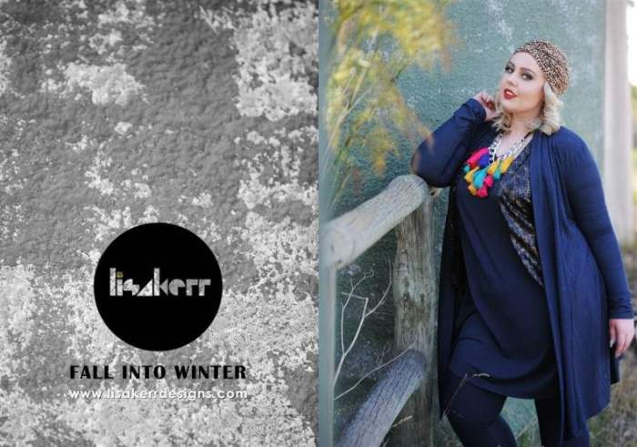 Lisa Kerr Designs AW15 Look Book - Plus Size Fashion Australia (7)