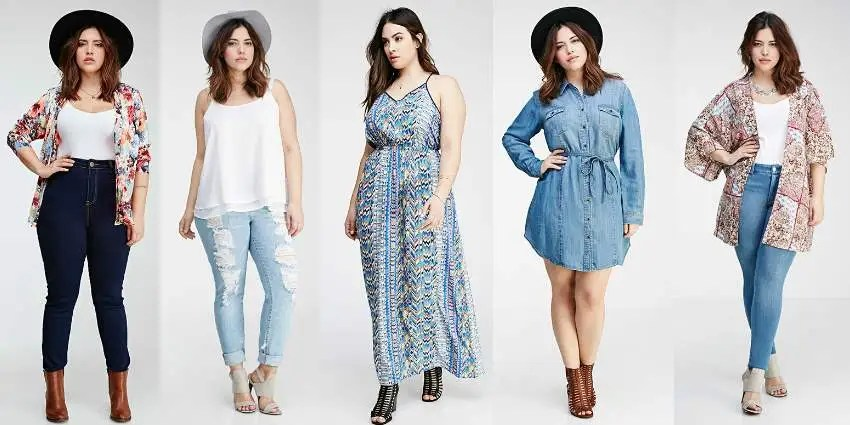 Forever 21 - Where to buy plus size clothes for teens and juniors