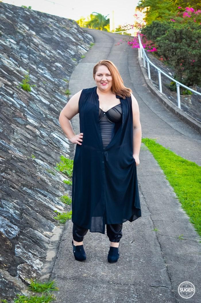 city chic lingerie blogger review corset as top-4