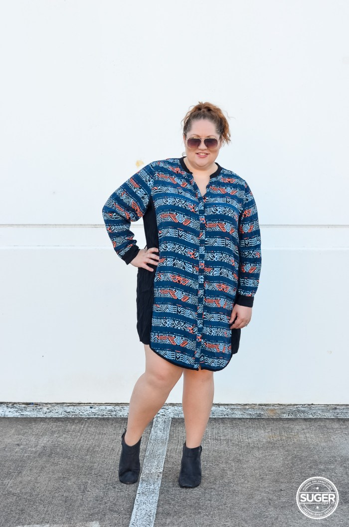 plus size shirt dress 17 sundays australia-1