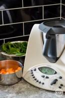 thermomix pumpkin and spinach risotto recipe-5