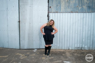 black turtleneck all black outfit australian plus size fashion blogger-3
