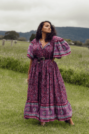 Maxi Dresses for Christmas Day - Suger Coat It