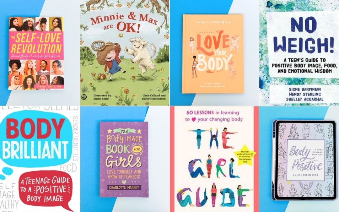 Books about Body Image for Girls