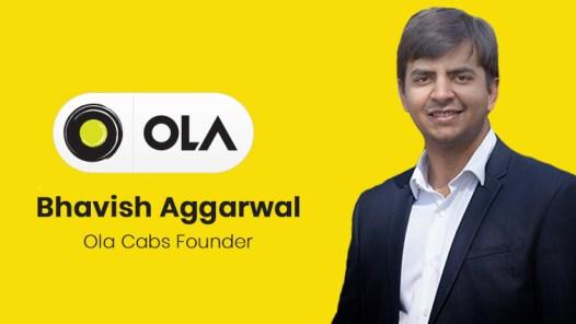 Success Story Of Bhavish Aggarwal Ola Cabs Founder Motivational Story