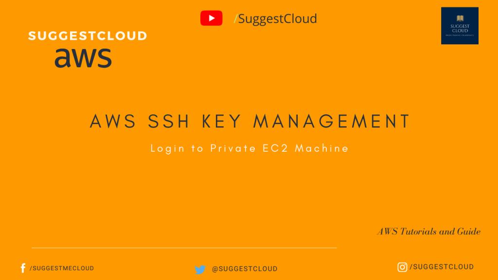 AWS ssh Key Management