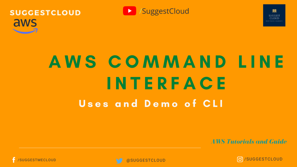 AWS Command Line Interface