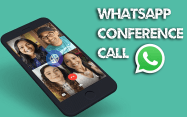 WhatsApp Conference Call Suggestion Buddy