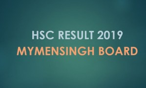 Mymensingh Board HSC Exam Result 2019 by SMS
