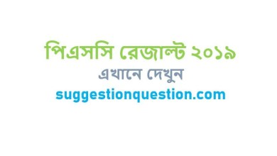 PSC Result 2019 Published with Marksheet Bangladesh Primary Education Board