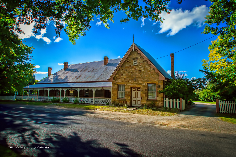 Deloraine House, Tenterfield NSW