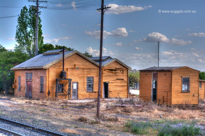 Historic Werris Creek Railway Station