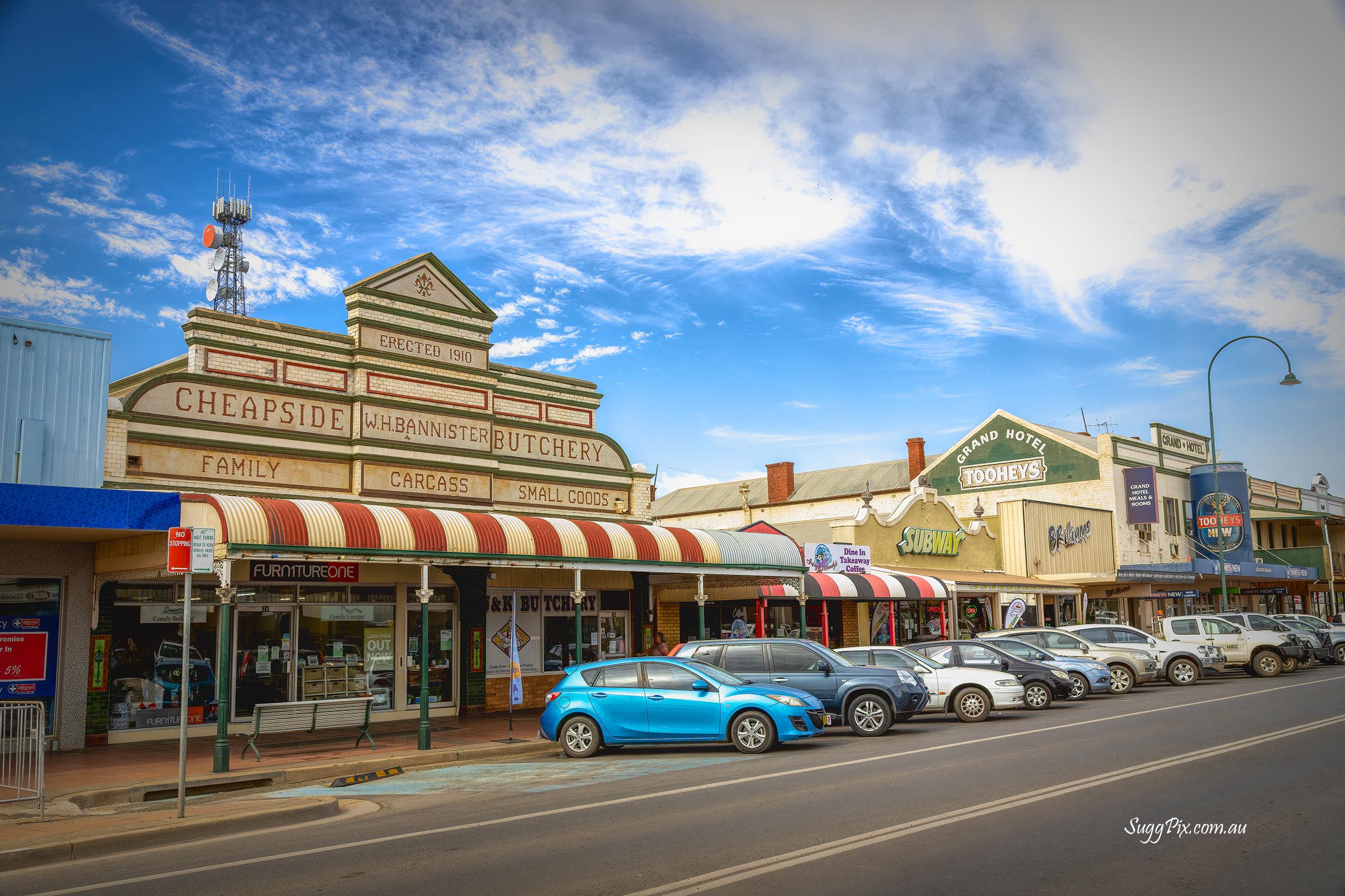 Cobar Main Street