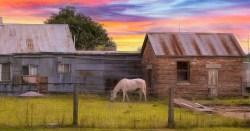 Tingha old house