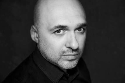 Nicolás Melini, escritor y guionista. Foto: Lisbeth Salas