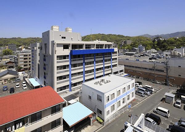 奥島病院増改築工事-2