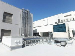 愛媛大学第一種感染症病床施設新営工事