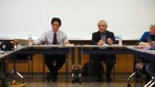 (左)垣内先生