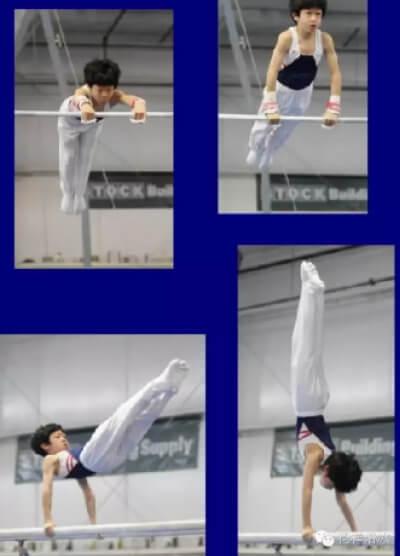 ネイサン・チェン選手_体操競技