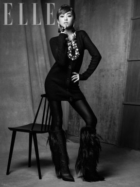 Sistar - Elle Magazine July Issue '13 5