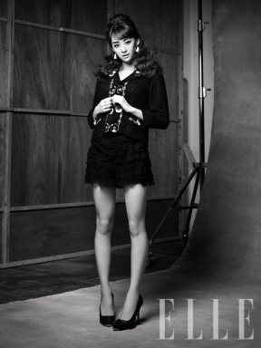 Sistar - Elle Magazine July Issue '13 6