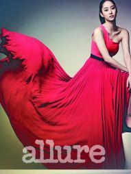 Jeon Hye Bin Allure Magazine May 2013 (2)