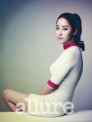 Jeon Hye Bin Allure Magazine May 2013