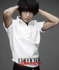 Lee Min Ki - L'Officiel Hommes Magazine May Issue '13 2